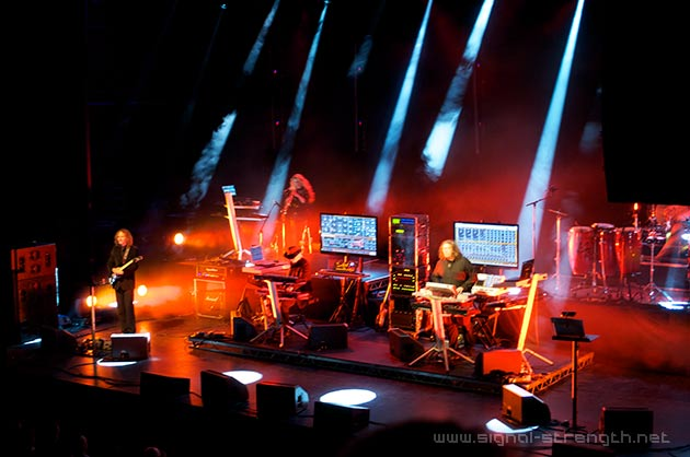 Tangerine Dream Gate of Saturn Live at the Lowry, Manchester