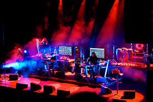 Gig Review: Tangerine Dream Gate of Saturn Live at the Lowry, Manchester