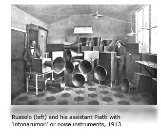 The Early Days of Synthetic and Electronic Music - Synthetic World
